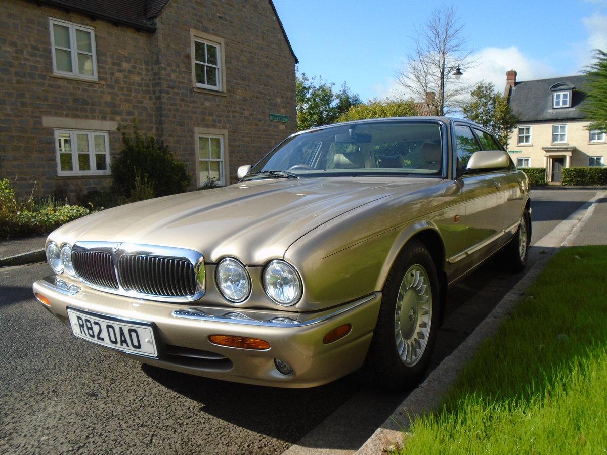 1998 Jaguar XJ8 X308 3.2 V8 42000 Miles For Sale | Car And ...