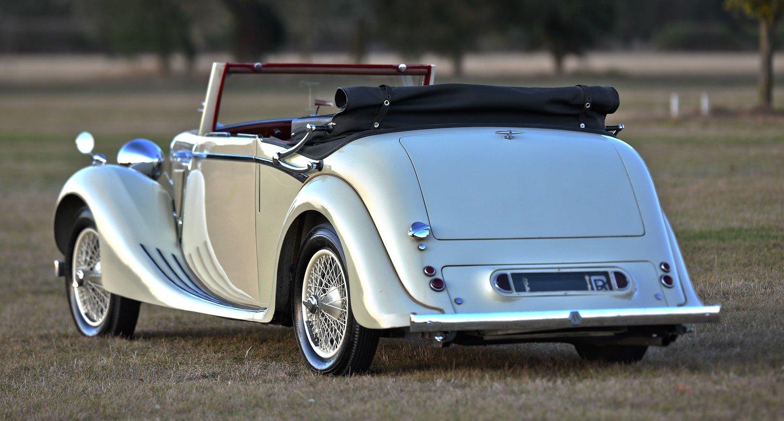 1939 Jaguar SS 1 ½ Litre Drophead Coupe For Sale (picture 3 of 6)