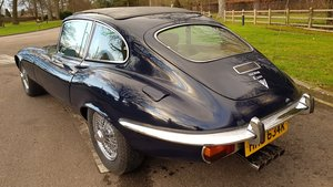 1971 Jaguar E-Type S3 V12 Series 3 5.3 For Sale