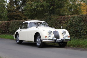 1960 Jaguar XK150 3.8 SE FHC - Matching No's and original colours