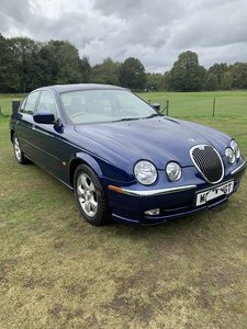 2000 Show condition S Type 3.0 SE Automatic With A Mere 20k Miles For Sale