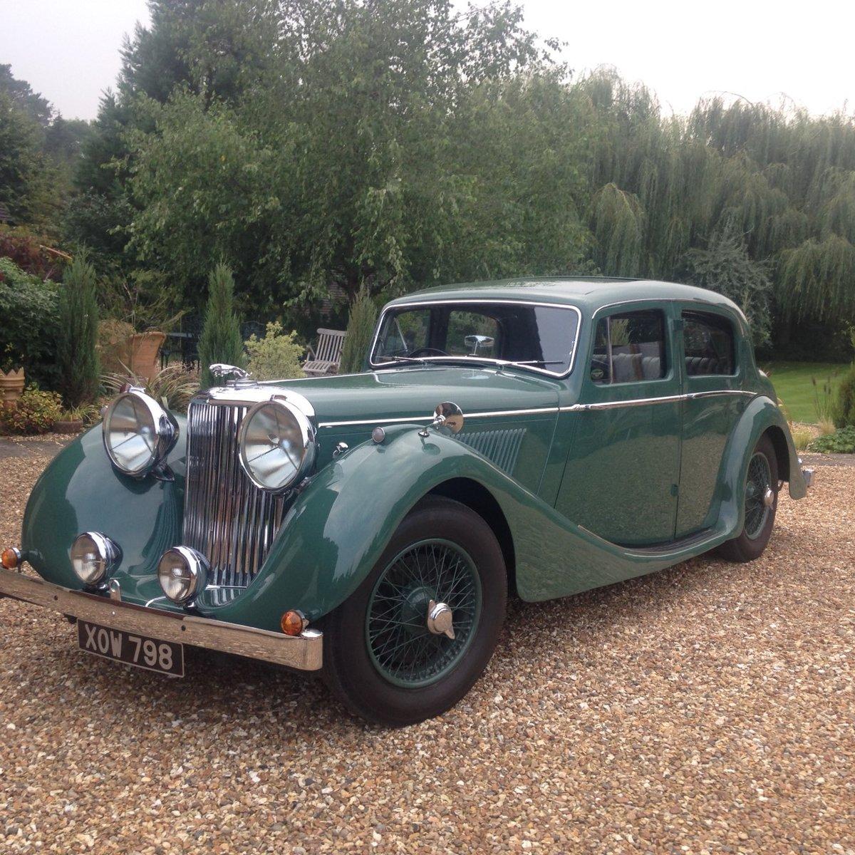 1947 Jaguar 3.5 MK IV For Sale (picture 1 of 6)