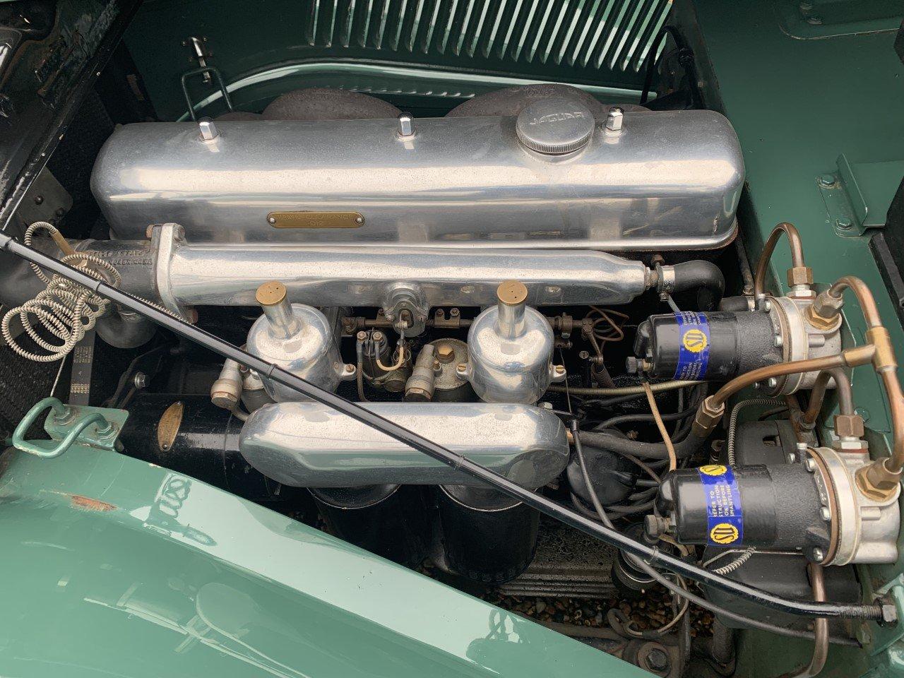 1947 Jaguar 3.5 MK IV For Sale (picture 2 of 6)