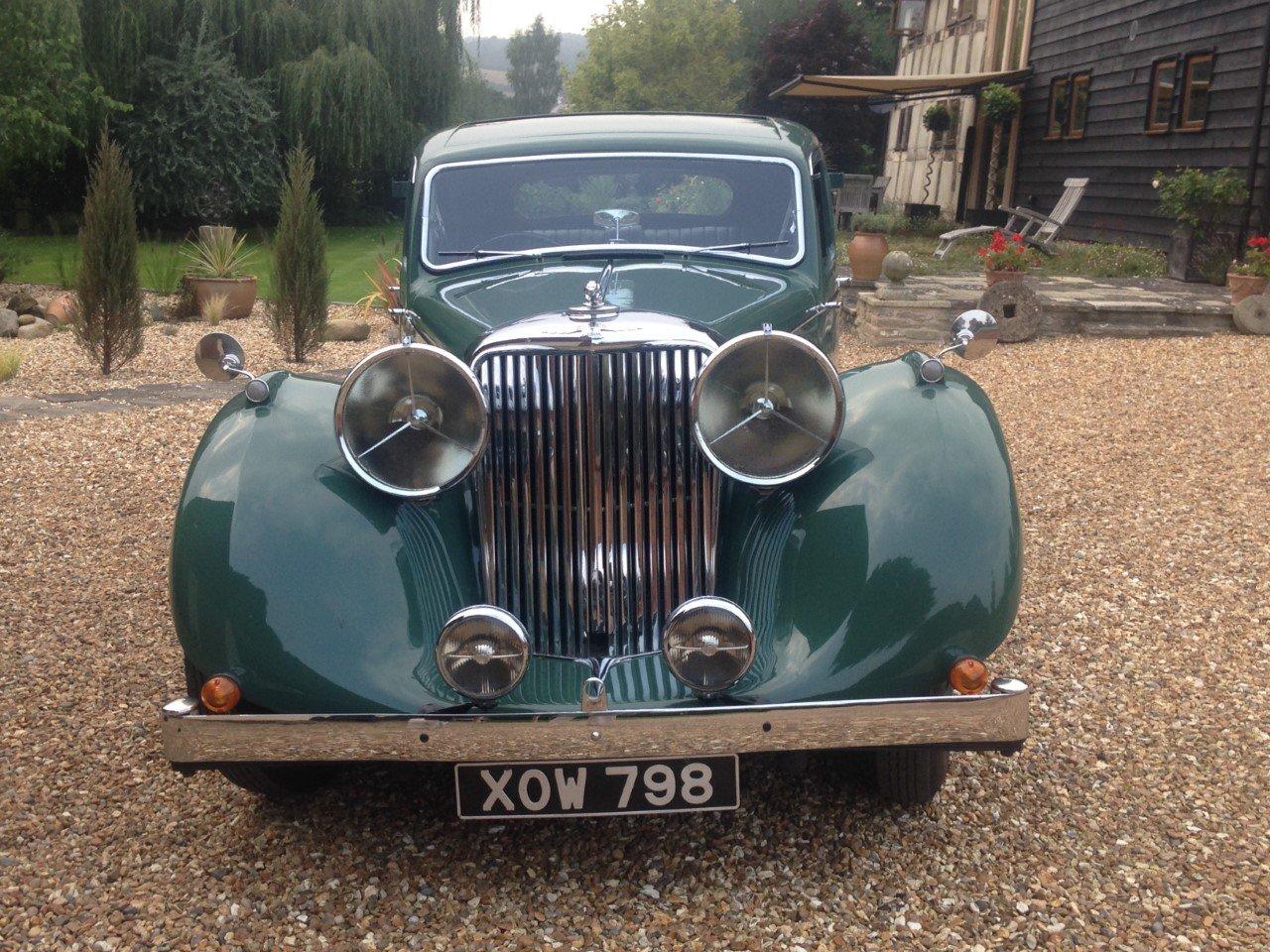 1947 Jaguar 3.5 MK IV For Sale (picture 3 of 6)
