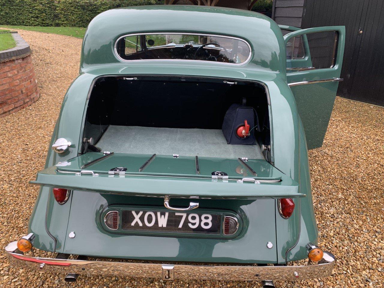 1947 Jaguar 3.5 MK IV For Sale (picture 5 of 6)