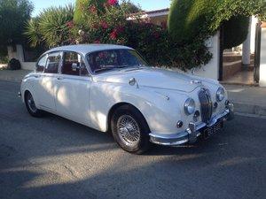 1960 Jaguar MKII 2.4