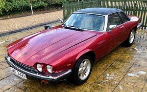 1987 Jaguar XJS Convertible 5.3 V12 *Barn Find* For Sale