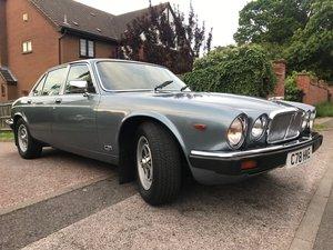 1986 Jaguar Series III New home needed... For Sale