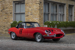 1961  Jaguar E-type Pre-63 GT Specification