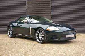 Picture of 2007 Jaguar XKR 4.2 V8 S/C Convertible Auto (22,000 miles) SOLD