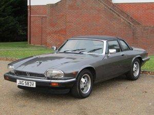 1985 Jaguar XJ-SC V12 Auto NO RESERVE at ACA 2nd November