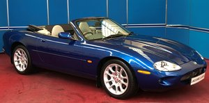 1999 Jaguar XKR Convertible SOLD