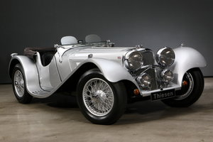 1938 Jaguar SS 100  3.5 ltr. Roadster For Sale