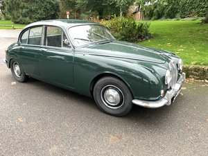 1967 jaguar  240 MK II  manual   For Sale