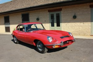 1967  JAGUAR E TYPE SERIES 1 4.2 LITRE 2 PLUS 2