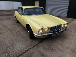 1975 Jaguar XJ6 Rust free For Sale