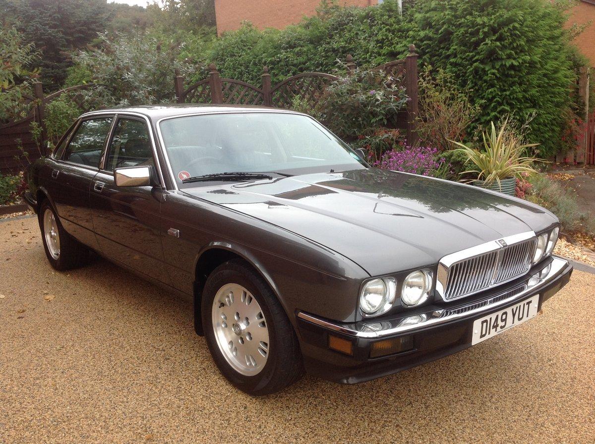 1986 Jaguar XJ40 Rare 2.9 For Sale   Car And Classic