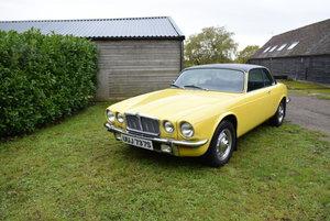 1977 Jaguar XJ 4.2 Coupe Manual For Sale by Auction