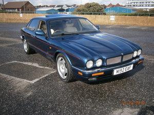 Jaguar xjr supercharged 1994 4.0lt lovely classic For Sale