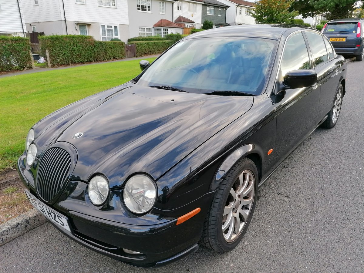 2001 Jaguar S-Type For Sale (picture 1 of 6)