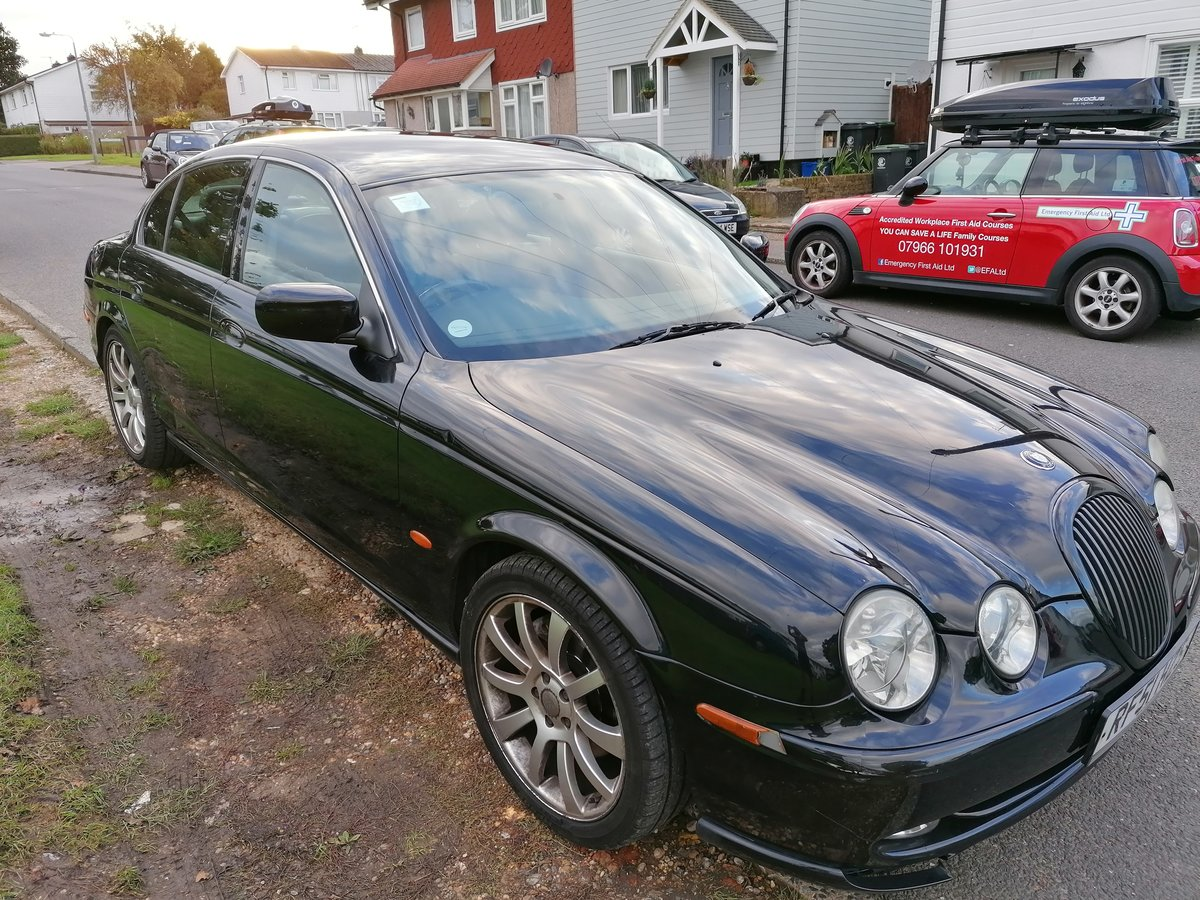 2001 Jaguar S-Type For Sale (picture 2 of 6)