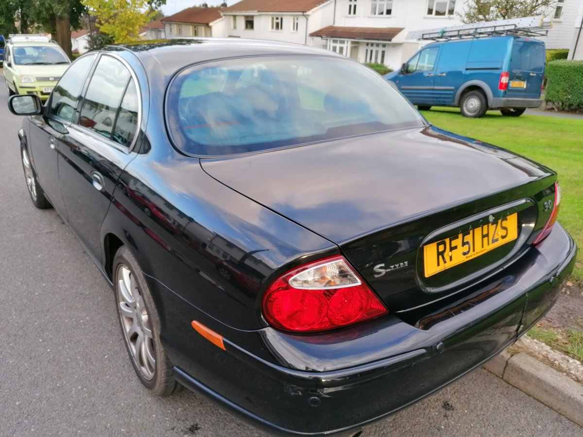 2001 Jaguar S-Type For Sale (picture 3 of 6)