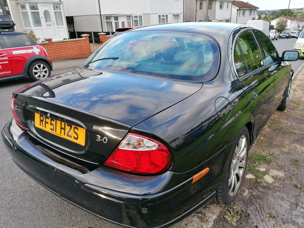 2001 Jaguar S-Type For Sale (picture 4 of 6)