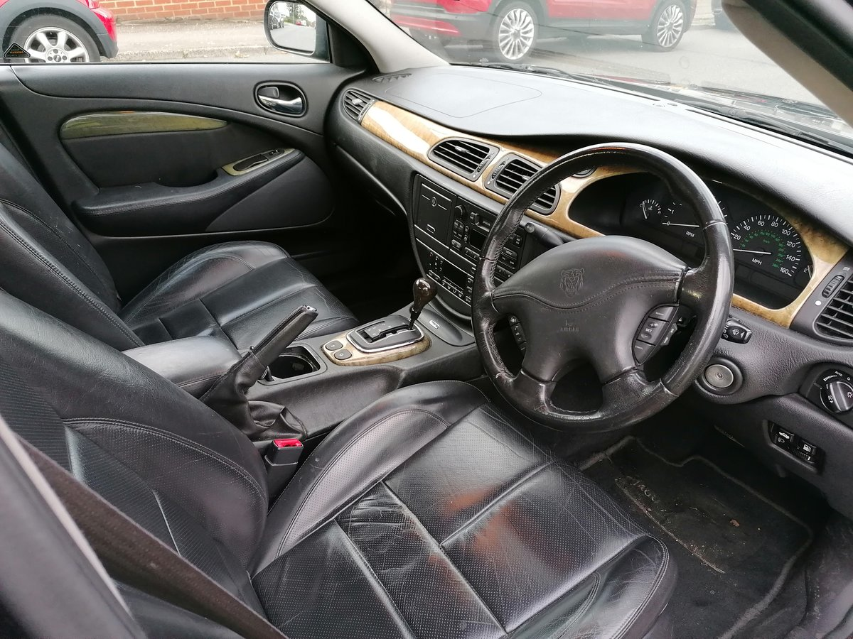 2001 Jaguar S-Type For Sale (picture 5 of 6)
