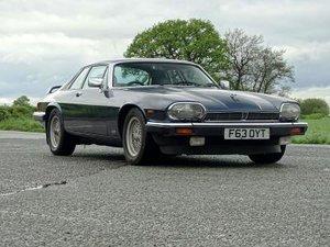 1988 Jaguar XJ-S 3.6 For Sale by Auction