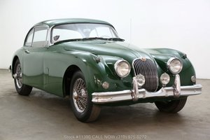 1958 Jaguar XK150 Fixed Head Coupe For Sale
