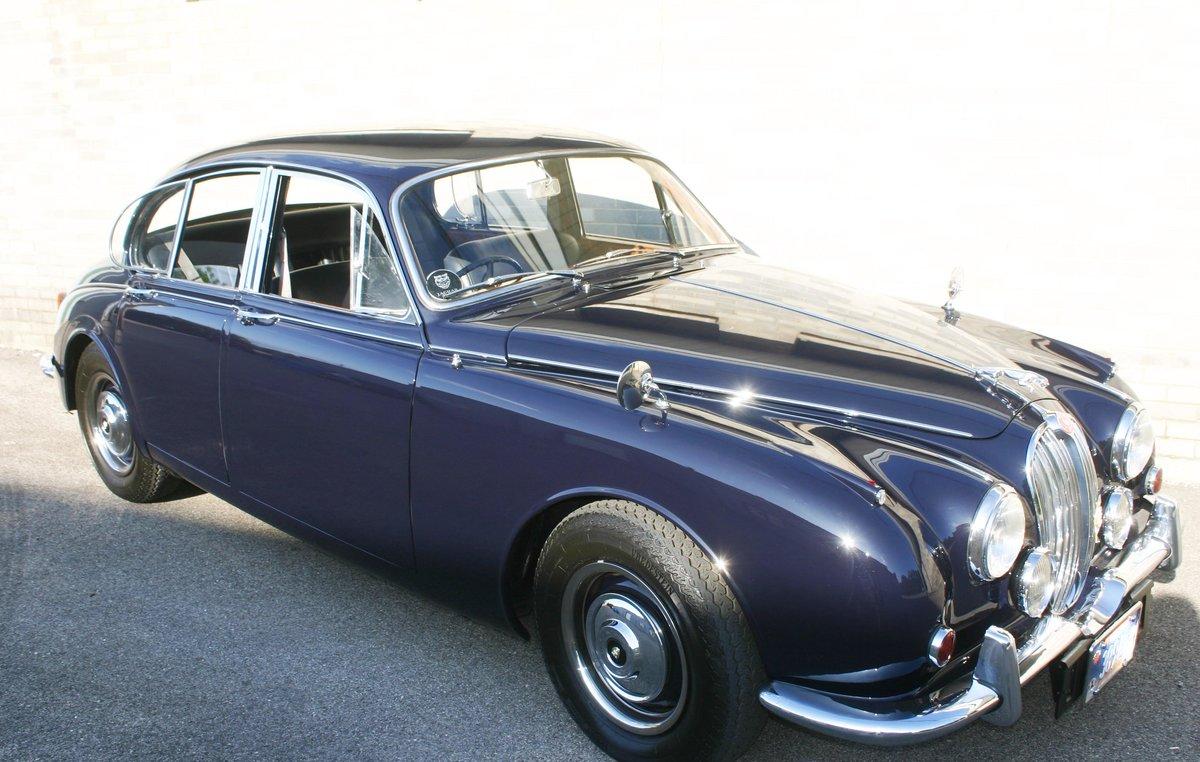 1967 Jaguar 340 For Sale (picture 1 of 6)