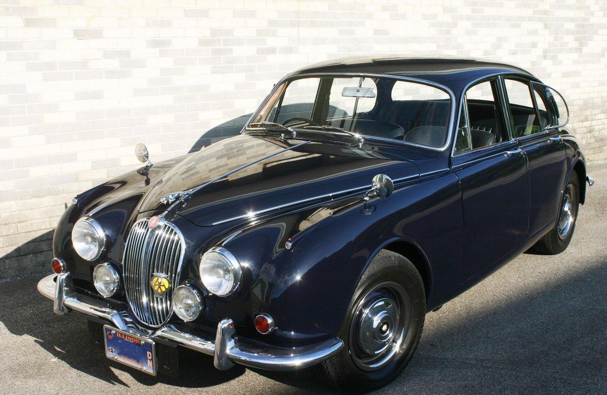 1967 Jaguar 340 For Sale (picture 2 of 6)