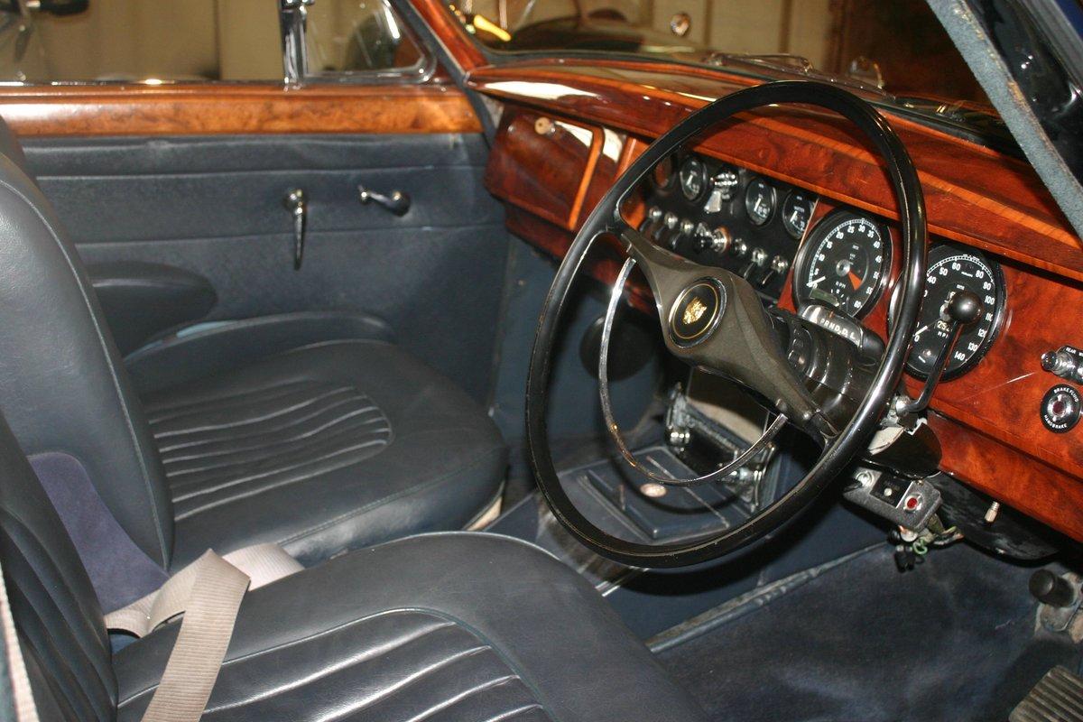 1967 Jaguar 340 For Sale (picture 5 of 6)