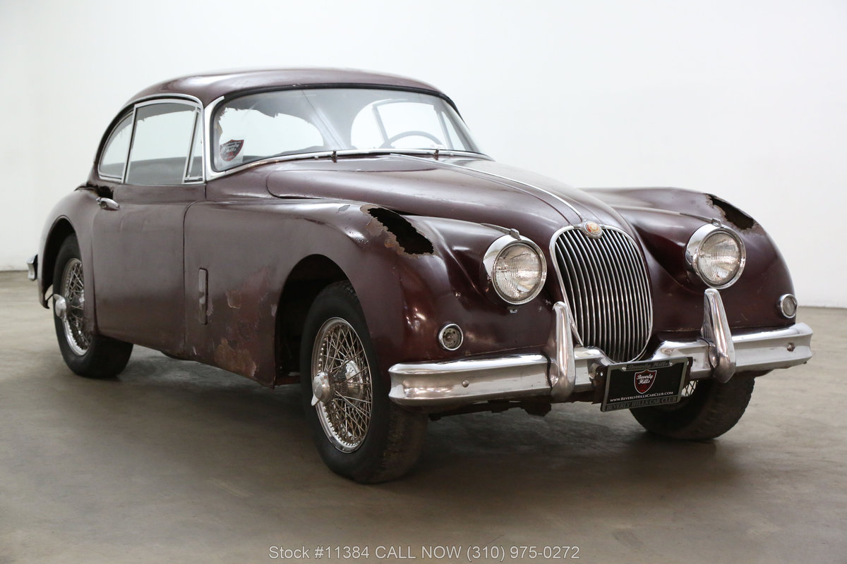 1961 Jaguar XK150 Fixed Head Coupe 3.8 For Sale (picture 1 of 6)