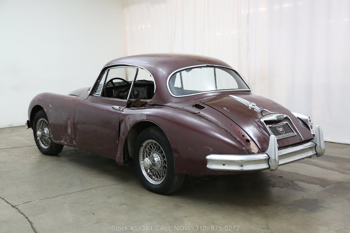 1961 Jaguar XK150 Fixed Head Coupe 3.8 For Sale   Car And Classic