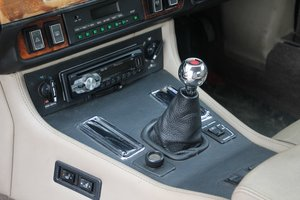 1982 XJS V12 / MANUAL GEARBOX!!!! For Sale