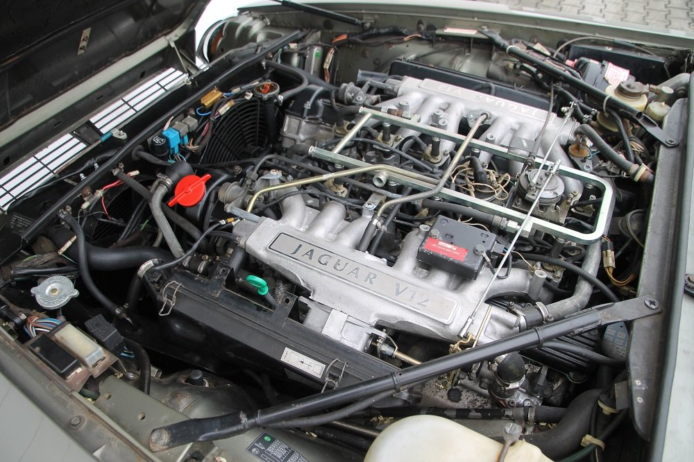 1982 XJS V12 / MANUAL GEARBOX!!!! For Sale (picture 5 of 6)