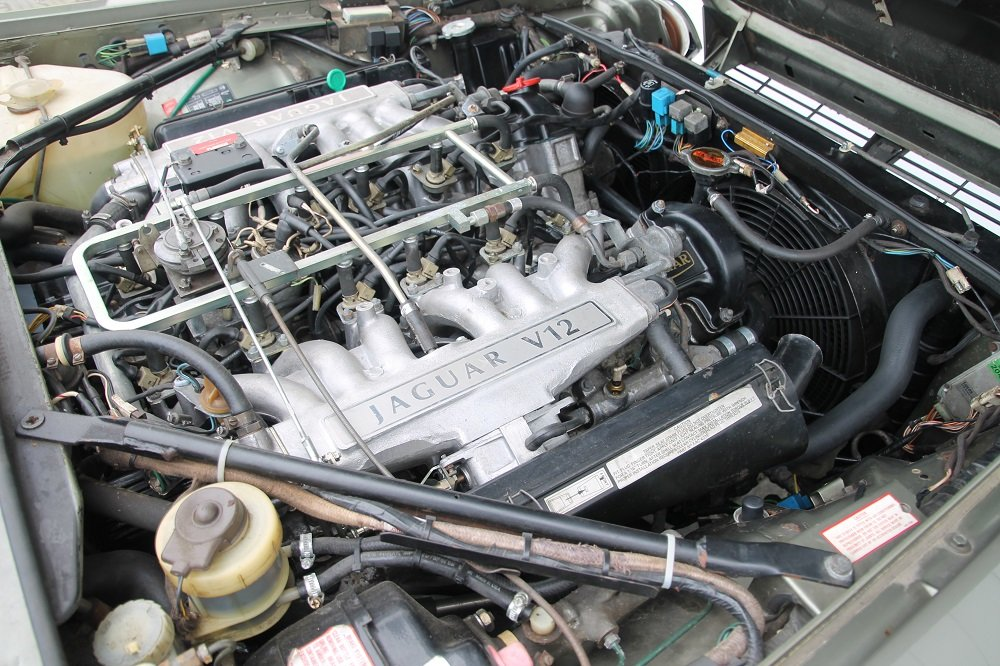 1982 XJS V12 / MANUAL GEARBOX!!!! For Sale (picture 6 of 6)