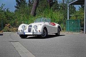 1955 - Jaguar XK 140 SE roadster For Sale by Auction