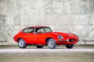 1965 Jaguar E-Type Series I Fixed Head Coupe For Sale
