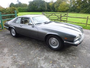 1987 Jaguar XJS 3.6 Manual For Sale