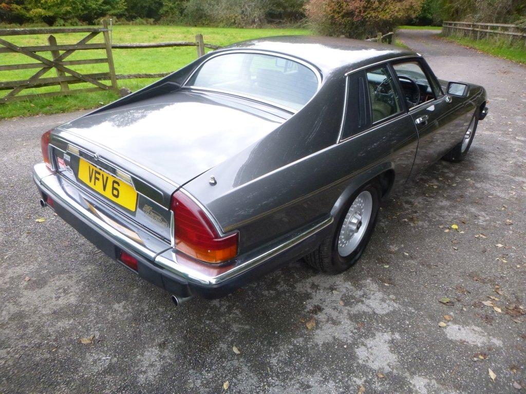 1987 Jaguar XJS 3.6 Manual For Sale | Car And Classic