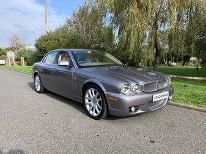 2007 Jaguar XJ 2.7 V6 X358 Sovereign ONLY 29000 MILES