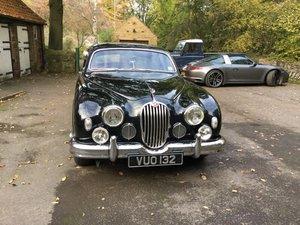 1956 Jaguar Mk 1 For Sale