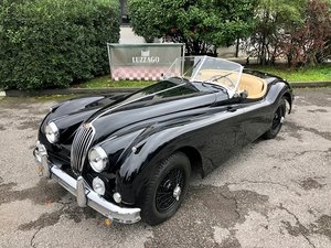 1955 Jaguar - XK 140 OTS SE - RESTORED For Sale