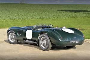 1996 Jaguar C-Type Recreation by CERA SOLD by Auction