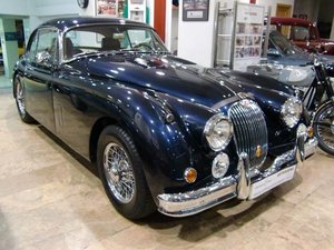 JAGUAR XK 150 FHC - 1959 For Sale