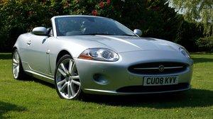 2008 Jaguar XK 4.2 V8 Convertible 40000 miles For Sale