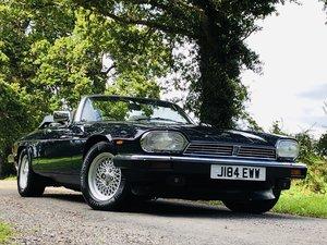 1992 Jaguar XJS 5.3L V12 Convertible 40000 miles For Sale