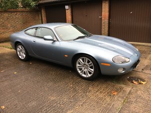 Jaguar XKR 2003 4.2 Supercharged Coupe 46k miles rust free! For Sale